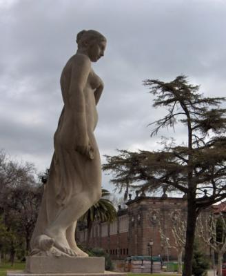 ¿Por qué las estatuas?